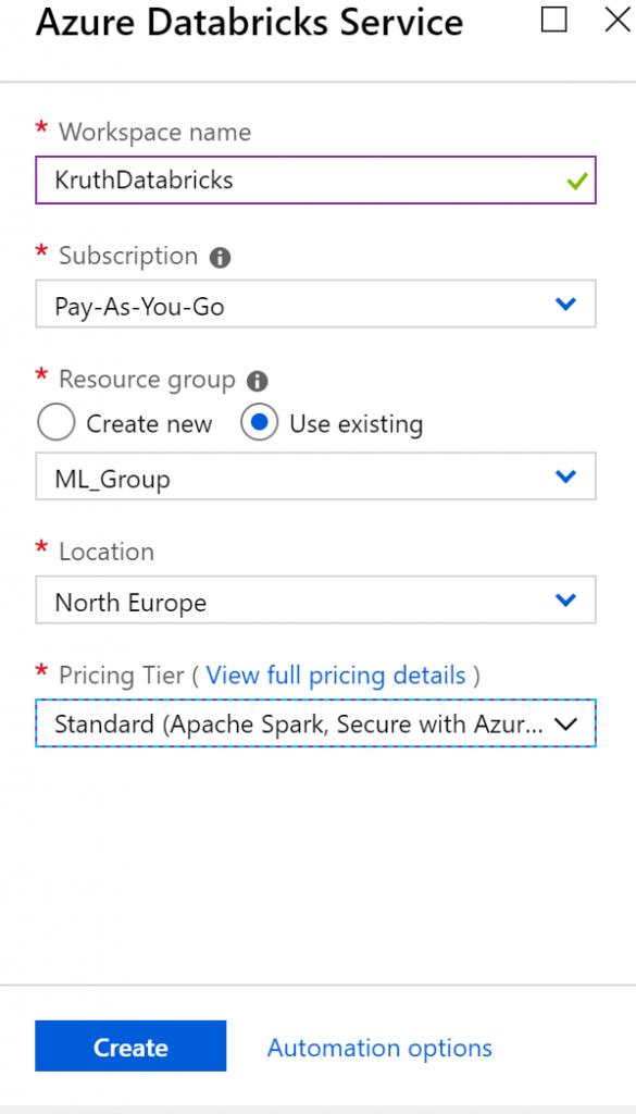 Using Azure Databricks with Azure Data Factory – Avoimen